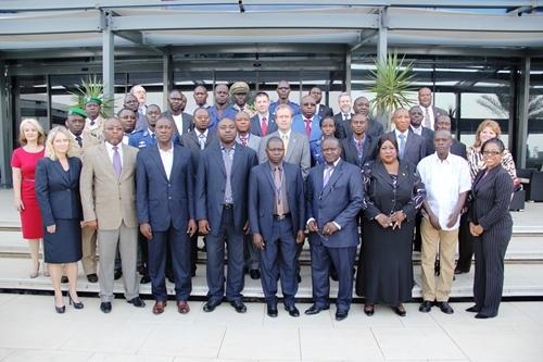 Dakar abrite un atelier de formation et de sensibilisation sur la lutte contre la prolifération des armes de destruction massive