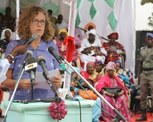 """L'USAID lance la deuxième phase du programme """"Leadership des femmes et journalisme citoyen"""""""