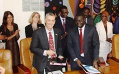 L'USAID appuie une garantie de portefeuille de financement en crédit-bail pour le développement agricole