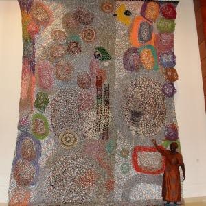 L'Ambassade des Usa accueille sa collection d'œuvres d'art