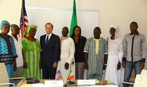 L'Ambassade des États-Unis finance dix projets de développement