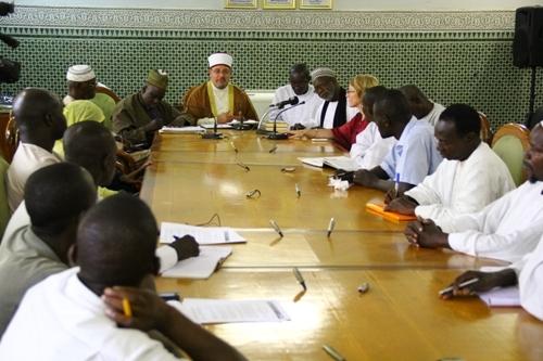 Ramadan 2013: Série de conférences et Iftar en solidarité avec les musulmans