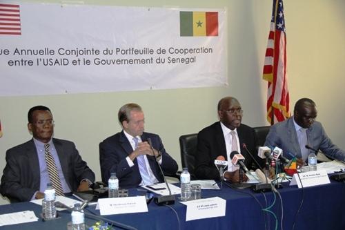 Revue annuelle conjointe USAID / Gouvernement du Sénégal