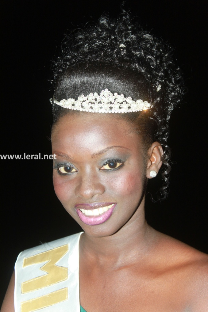 "Maïmouna Sall, Miss Dakar: ""La traque des biens mal acquis n'est pas pertinente"""