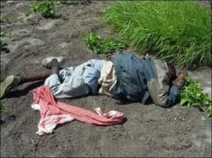 TAMBA - Un malade mental sauvagement égorgé et jeté dans la brousse du quartier Saré Guilél