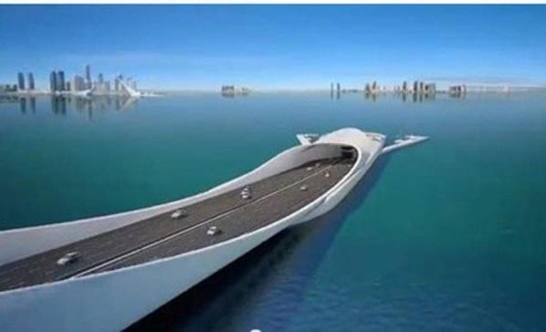 Le Maroc bientôt relié à l'Espagne par un tunnel sous-marin !