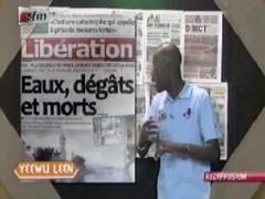 Revue de presse du jeudi 06 février 2014 (Tfm)