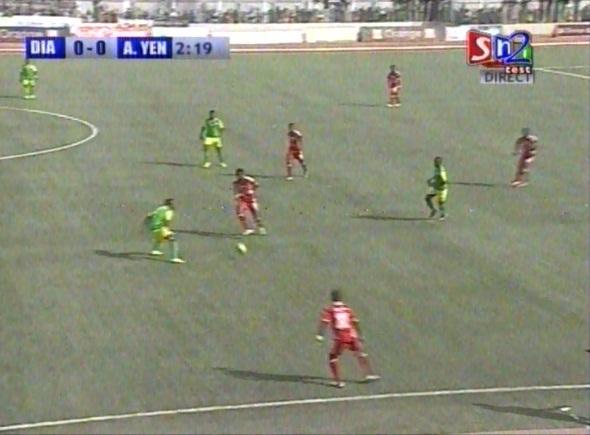 Suivez en Direct sur www.leral.net la rencontre de ligue des champions entre Diambars et l'ASFA Yennenga