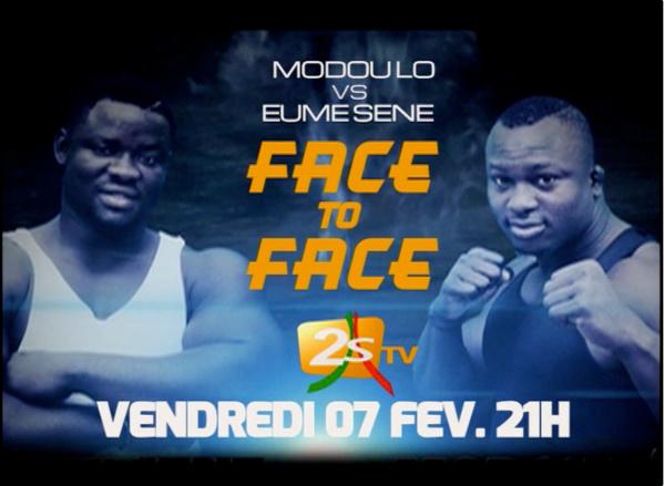Revivez le dernier face-à-face entre Eumeu Sène et Modou Lô avant le 31 janvier 2014
