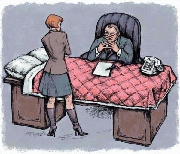 Les canapés dans les bureaux (Par Yacine Bodian)