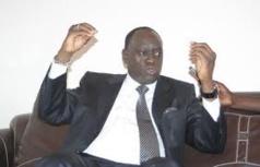 """Me El Hadji Diouf : """"Habré est dégoûté par la trahison du Sénégal"""""""