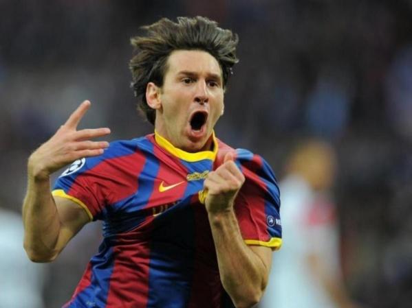 Résumé en vidéo: Manchester City vs Barcelone (0-2) des buts de Messi et Alves.