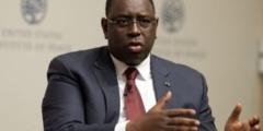 """Macky Sall dit ses vérités: """"Je ne marchanderai pas la stabilité du Sénégal"""""""