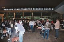 06 mois ferme requis contre 3 agents de l'aéroport de Dakar : Ils faisaient voyager des clandestins sans carte d'embarquement