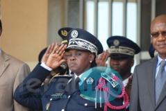 Anna Sémou Faye annonce de grands projets de la Police à Fatick