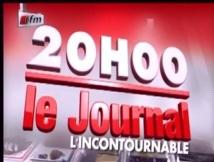 Journal de 20H du vendredi 21 février 2014
