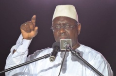 Vidéo - Groupe consultatif: Arrivée du Président Macky Sall