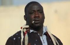 Gris Bordeaux : « J'ai pris ce combat contre Tyson à cause de Moustapha Guèye »