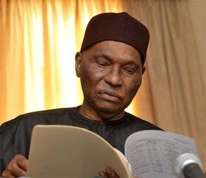 Abdoulaye Wade prépare un livre sur l'art de la ruse en politique