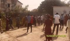 Matam : Une bagarre oppose les militants de l'APR, plusieurs personnes blessées