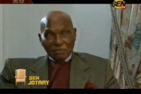 """Vidéo-Me Abdoulaye Wade: """"Je serai au Sénégal dans... """""""