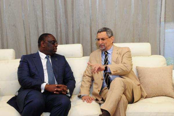Macky Sall à l'Assemblée nationale du Cap-Vert :« C'est un lien fusionnel qui nous porte »