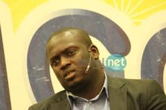 Aziz Ndiaye câble Bombardier pour le rassurer