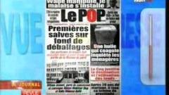 Revue de presse du jeudi 13 mars 2014 (Walf-Tv)