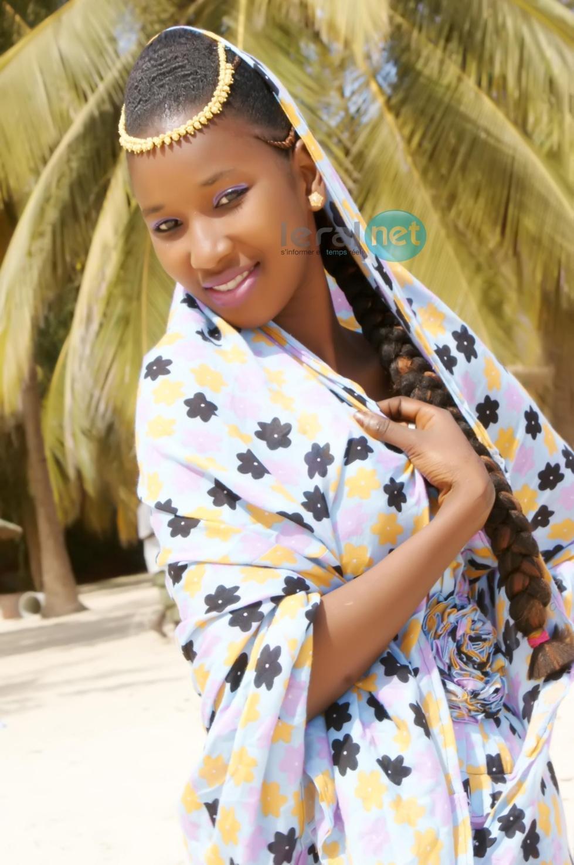 """Bineta Bâ, Miss Labado 2014: """"Je représente les femmes de Matam qui sont belles, ambitieuses..."""