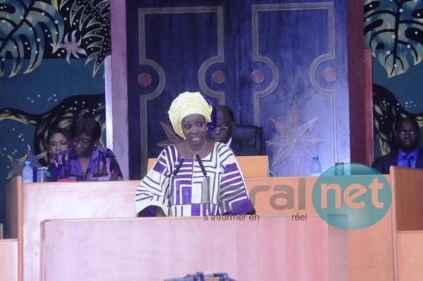 """Aminata Touré: """"Les Sénégalais sont les mieux placés pour apprécier le bilan de Macky Sall"""""""