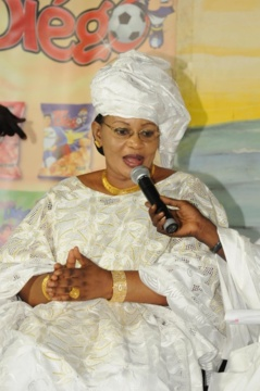 "Aïda Mbodji jure fidélité au Pape du Sopi: ""Je suis et je reste avec Me Abdoulaye Wade..."""