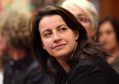 France: L'écologiste Cécile Duflot ne serait pas dans le nouveau gouvernement