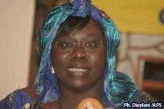 Sokhna Dieng Mbacké accepte d'aller à la conquête de la mairie de Dakar