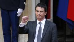 Remaniement ministériel : la composition du gouvernement de Manuel Valls.