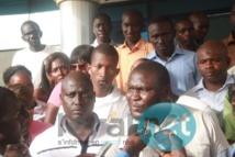 Sit-in devant la CREI : 5 proches de Karim Wade arrêtés !