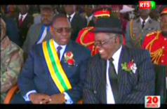 Le président namibien invité d'honneur de la fête nationale
