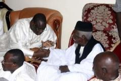 Macky Sall rassure Serigne Sidy Mokhtar Mbacké