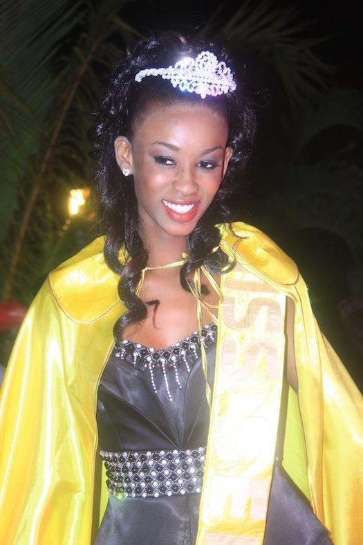 En aparté avec Anna Diouf, Miss Sénégal 2014 :  « J'ai toujours eu confiance en mes capacités et je savais que j'avais mes chances »