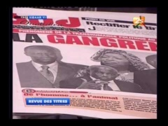 Revue de presse du lundi 07 Avril 2014 (2sTv)
