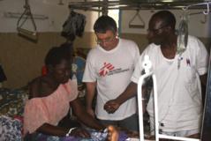 Congo : Médecins sans frontières veut avoir des nouvelles de ses employés pris en otages