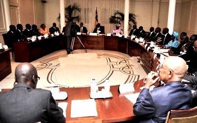 Le communiqué du Conseil des ministres du jeudi 10 avril 2014