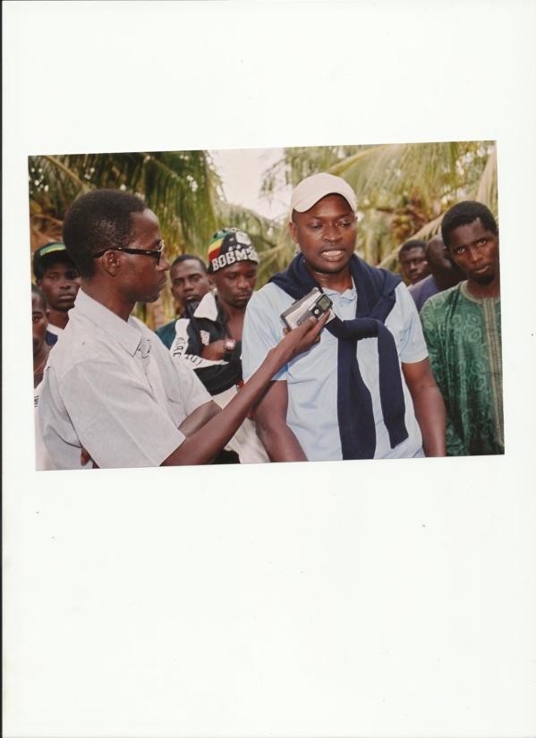 """Les """"Apéristes"""" de Tassette importent de Fimela un projet économique pour un développement local et une lutte contre l'exode rural"""