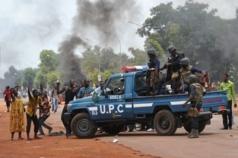De nouveaux affrontements en Centrafrique font deux blessés