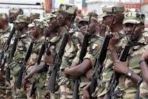 Audio - La cérémonie de levée du corps du soldat Idrissa Badji reportée à une date ultérieure
