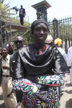 """Amy Mbacké Thiam, conseillère spéciale de Macky: """"C'est un immense plaisir de travailler aux côtés du Président"""""""