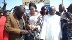 Thiès, Grand rassemblement de Convergence pour la Paix et le Développement : Ndèye Mbacké veut réussir le pari des « retrouvailles apéristes »