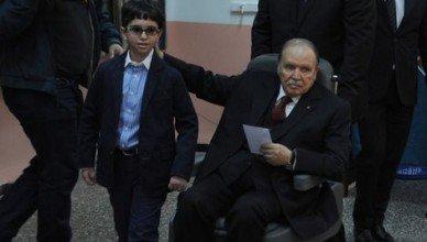 Résultats des élections en Algérie : Abdelaziz Bouteflika facilement réélu avec 81 % des voix