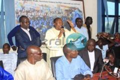 Comité directeur du Pds : Mbaye Pekh réconcilie Amy Dioum et Massaly
