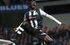 Newcastle: Papiss Cissé out pour le reste de la saison