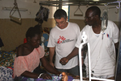 Audio - Centrafrique : Médecins sans frontières suspend ses activités
